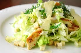 CAESAR SALAD CHICKEN 300g