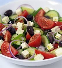 GREEK SALAD 300g - VEG